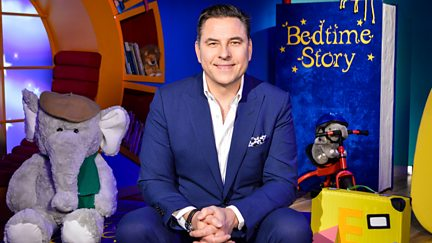 David Walliams - The Slightly Annoying Elephant