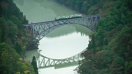 Japan's Prettiest Railways