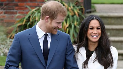 Harry and Meghan: A Royal Engagement