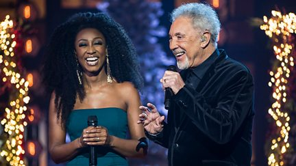 Tom Jones and Beverley Knight's Gospel Christmas