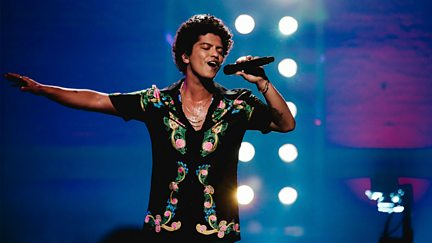 Bruno Mars: Live in Harlem