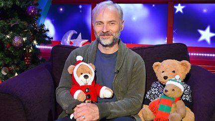 Mark Bonnar - Russell's Christmas Magic