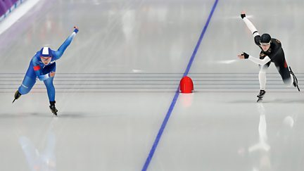 BBC One Day 5: Speed Skating and GB in Curling Action
