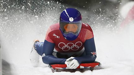 BBC One Day 8: Yarnold and Deas in Women's Skeleton Final Action