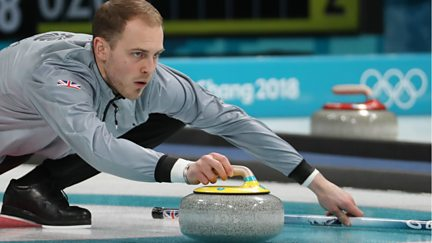 BBC One Day 9: GB Men in Curling and GB in Two-man Bobsleigh