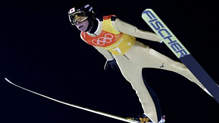 BBC Two Day 10: GB Women in Curling, Two-Man Bobsleigh and Men's Ski Jumping