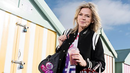 Zoe Ball's Hardest Road Home