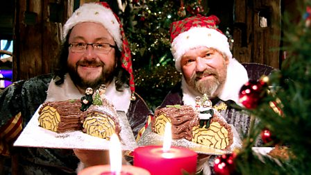 the hairy bakers christmas special - Christmas Special