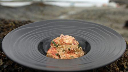 Goan lobster curry