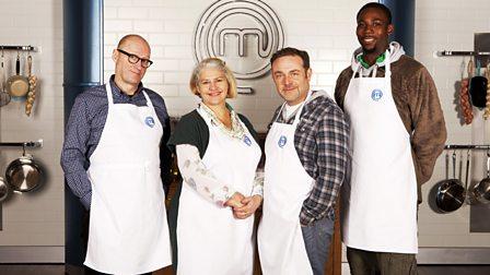 Diverse fish recipes – Celebrity Masterchef – BBC ...