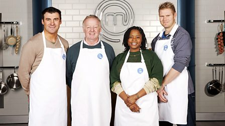 Steak and rosti challenge - Celebrity Masterchef - BBC ...