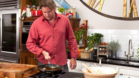 Bbc food recipes from programmes 8 cheap and cheerful wed 26th feb original broadcast date bbc two broadcast channel james martin presenter forumfinder Choice Image