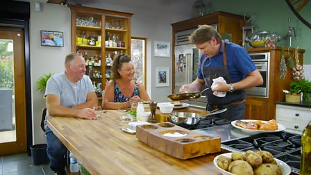 Bbc food recipes from programmes 10 a taste of adventure fri 16th jan original broadcast date bbc two broadcast channel james martin presenter forumfinder Choice Image