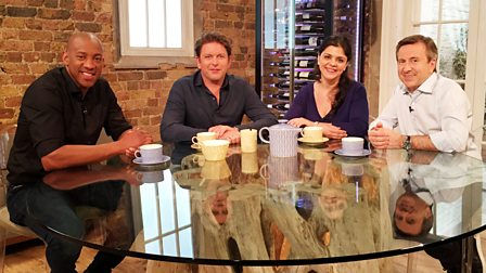 Bbc food recipes from programmes saturday kitchen recipes from this episode forumfinder Choice Image
