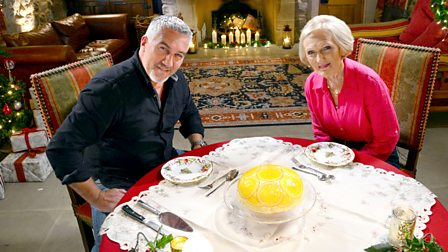 Bbc food recipes from programmes 6 christmas christmas mary and paul cook recipes that all the family can make during the festive season forumfinder Choice Image
