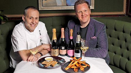 Good Food Friday with Michel Roux Jr and Olly Smith