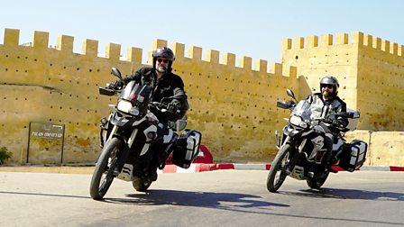 3. Morocco