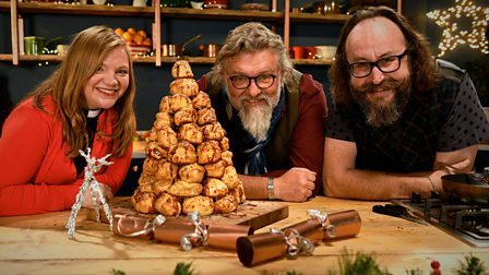 The hairy bikers come home