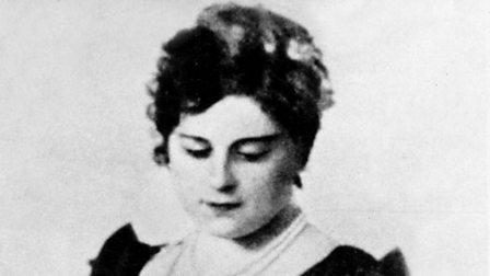 Stalin's first wife Ketevan Svanidze