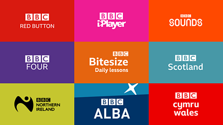 Home learning across the BBC