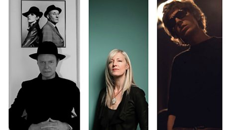 Mary Anne Hobbs and Scott Walker bring Bowie to tears