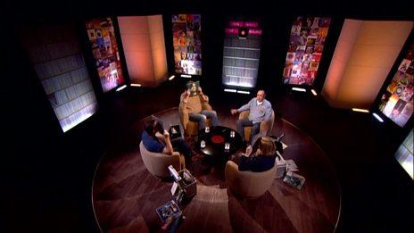 Danny Baker introduces Jeremy Clarkson, Stephen Street and Kate Mossmann