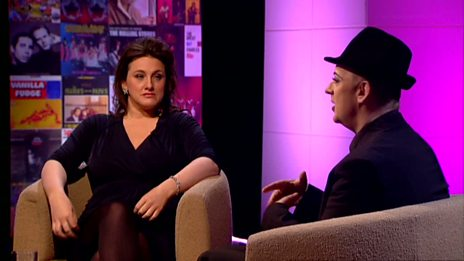 Danny Baker goes pop with guests Boy George, Grace Dent and David Hepworth