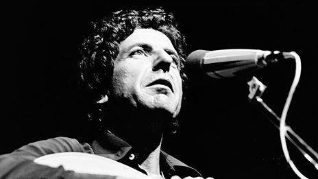 So long, Leonard Cohen
