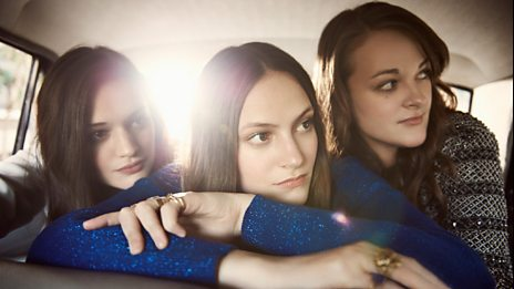 The Staves return home