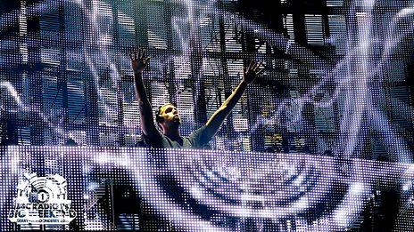 Calvin Harris - Radio 1's Big Weekend highlights