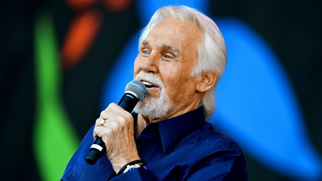Kenny Rogers - Glastonbury highlights