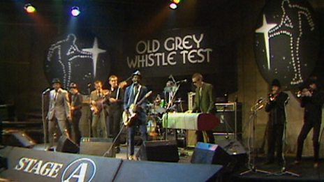 The Specials perform 'A Message To You Rudy'