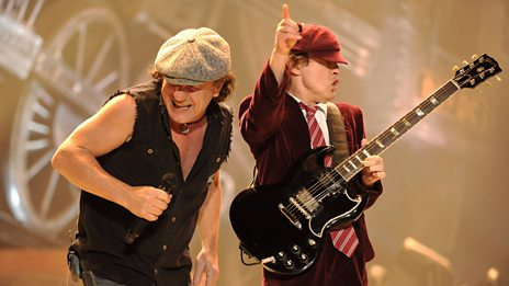 AC/DC - Interview