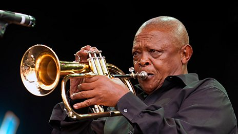 Hugh Masekela on playing truant and playing the trumpet