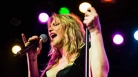 Courtney Love chats with Lammo