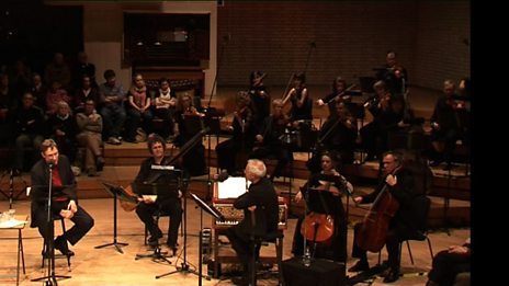 Watch an analysis of Purcell's Dido and Aeneas