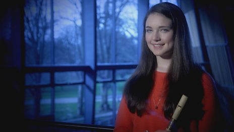 Sophie Westbrooke performs Meditation by Hirose for BBC Young Musician 2014 Semi Final