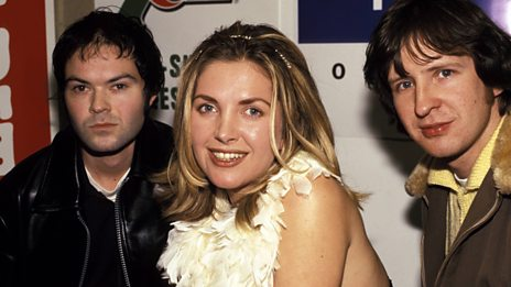St Etienne talk to Radcliffe and Maconie