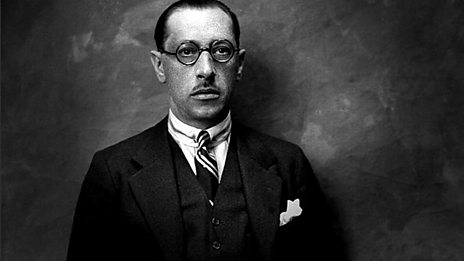 Stravinsky: Funeral Song (UK premiere)