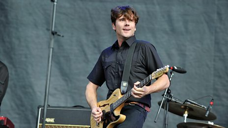 Jimmy Eat World on the Main Stage