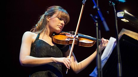 Nicola Benedetti chats with Jools