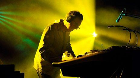 Underworld - Dark & Long at 6 Music Live 2014
