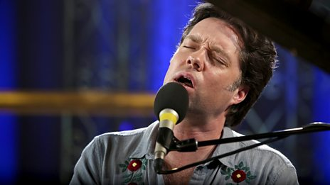 Rufus Wainwright's Mastertapes session