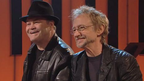 Micky Dolenz and Peter Tork in conversation with Simon Mayo