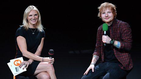 Ask Ed Sheeran