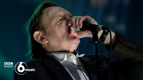The Fall's Mark E Smith: the constant collaborator
