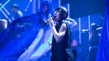 Sweden's Loreen performs 'Euphoria'