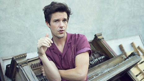 """We're going to be baring it all for everyone"" – Brandon Flowers"