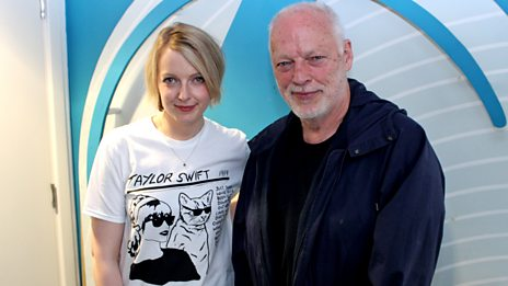 David Gilmour in conversation with Lauren Laverne