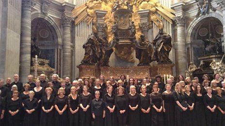 Meet My Choir: Wimbledon Choral Society